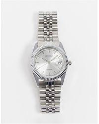Sekonda Bracelet Watch With Silver Dial - Metallic
