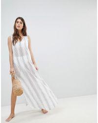 Vitamin A Tradewinds Dress - White