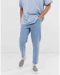 ASOS Classic Rigid Jeans - Blue