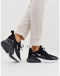Nike Air Max 270 Shoes - Black