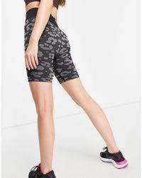 TOPSHOP Active Co-ord legging Short - Black
