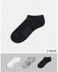New Balance - – e Sneakersocken, 3er-Pack - Lyst