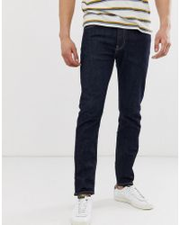 Levi's - 510 - Jean skinny taille standard - Délavage foncé Cleaner - Lyst