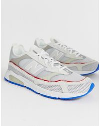 X racer Trainer In White