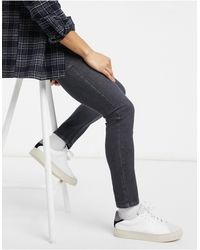 Burton Super Skinny Jeans - Black