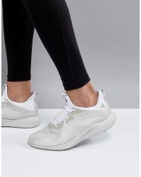 adidas Alphabounce - Blanc