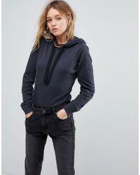 Cheap Monday - Hoody Bodysuit - Lyst