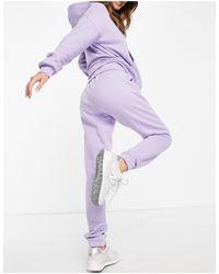 Chelsea Peers Eco Jersey Lounge sweatpants - Purple