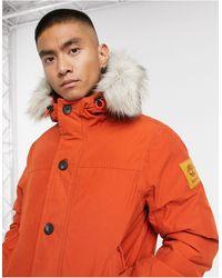 Timberland - Пальто -оранжевый - Lyst