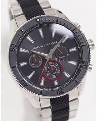 Armani Exchange Enzo Armbandhorloge - Zwart