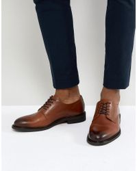 SELECTED | Leather Derby Shoes | Lyst