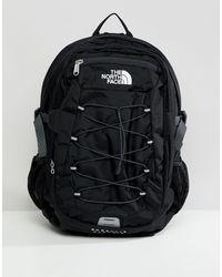 The North Face Классический Рюкзак (черный/серый) Borealis