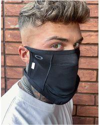 Oakley Masque en tissu légers ajustés - Noir