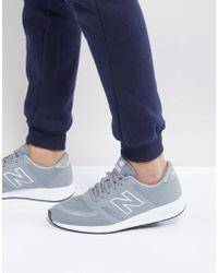 New Balance - 420 Trainers In Grey Mrl420ca - Lyst