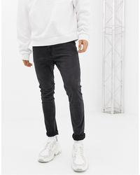 Cheap Monday Tight Jeans - Black