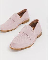 SELECTED Розовые Лоферы - Многоцветный