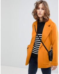 SELECTED - Split Crop Trench - Lyst