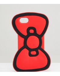 ASOS - Hello Kitty X Bow Iphone 6/6s/7/8 Case - Lyst