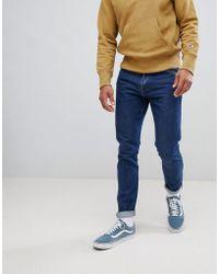 Levi's - Levi's Line 8 Slim Tapered Jeans Fences - Lyst