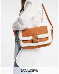Glamorous Glamourous Exclusive Cross Body Bag - Multicolour