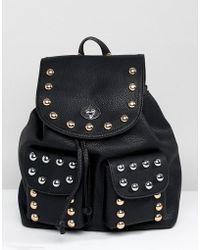 Park Lane - Western Studded Backpack - Lyst