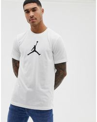 a0a8559b4 Nike Tech Knit Pocket T-shirt 729397-100 in White for Men - Lyst