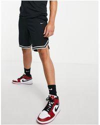 Nike Basketball Dna Shorts - Black