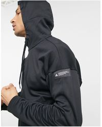 adidas Originals Adidas Yoga Tech Hoodie - Black