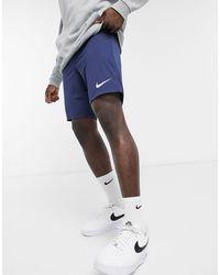 Nike Short - Bleu marine