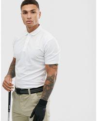 Calvin Klein Белое Поло С Логотипом -белый