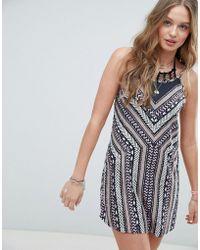Rip Curl - Rip Curl Eclipse Beach Dress - Lyst