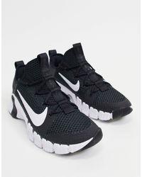 Nike Free Metcon 3 Sneakers - Black