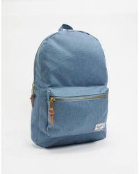 Herschel Supply Co. – Settlement – Backpack - Blau