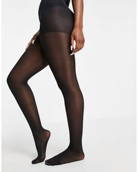Pretty Polly Eco Biodegradable And Recyclable 20 Denier Tights - Black