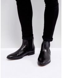 Call It Spring - Higon Chelsea Boots In Black - Lyst