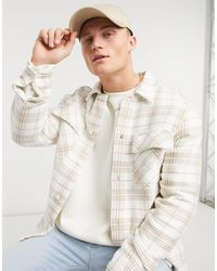 TOPMAN Check Shirt - Multicolor
