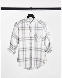 Hollister Long Sleeve Shirt - Grey