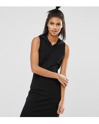 Nocozo - Short Dress With Hood - Lyst