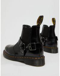 Dr. Martens - Черные Ботинки Челси Wincox-черный - Lyst