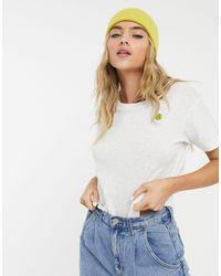 M.i.h Jeans - M.i.h. T-shirt comoda bianca - Lyst