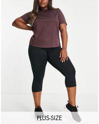 Simply Be Active - legging court - Noir