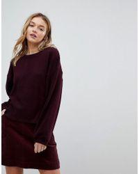New Look - Balloon Sleeve Knit - Lyst