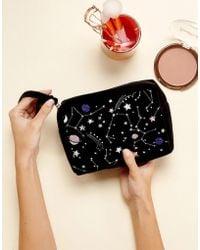 New Look - Cosmic Cosmetic Bag - Lyst