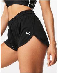 PUMA Cotton Shorts - Black