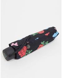 Fulton Floral Print Umbrella-multi - Multicolor