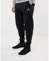 Nike - Nike Fleece Joggers In Black 940172-010 - Lyst
