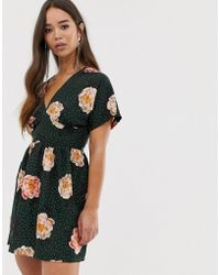 Love Tea Dress - Green