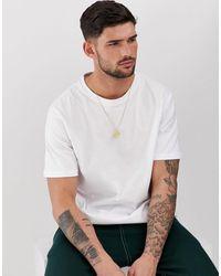 Pull&Bear Join Life Organic Cotton T-shirt - White