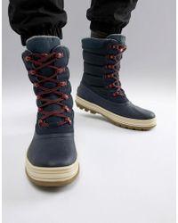 Helly Hansen Tundra Cwb Boot - Blue
