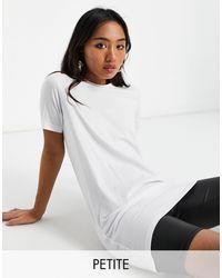 Brave Soul Белое Платье-футболка Lennon-белый